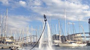 Flyboard / Hoverboard-Benidorm-Flyboard or hoverboard sessions in Altea near Benidorm-4
