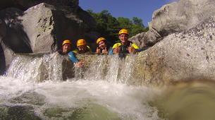 Canyoning-Gorges du Tarn-Randonnée Aquatique au Pas de Soucy dans les Gorges du Tarn-5