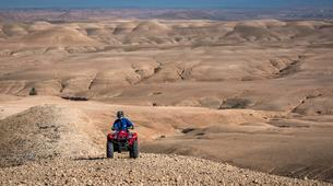 Quad biking-Marrakech-Quad biking excursion in Agafay Desert, Marrakech-6