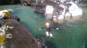 Canyoning-Gorges du Tarn-Randonnée Aquatique au Pas de Soucy dans les Gorges du Tarn-3