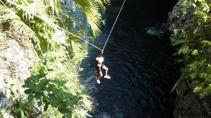 Canyoning-Rivière Langevin, Saint-Joseph-Canyon de Langevin à La Réunion-3