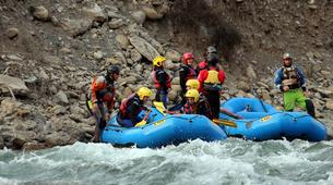 Rafting-Murillo de Gallego-Rafting the Gallego River in Murillo de Gallego-2