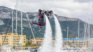 Flyboard / Hoverboard-Benidorm-Flyboard or hoverboard sessions in Altea near Benidorm-1