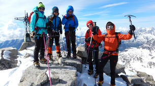 Mountaineering-Gran Paradiso National Park-Hiking excursion up the Tresenta in Gran Paradiso National Park-2