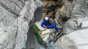 Canyoning-Tessin-Boggera Canyon in Ticino-5