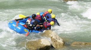 Rafting-Murillo de Gallego-Rafting the Gallego River in Murillo de Gallego-1