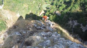 Via Ferrata-Picos de Europa National Park-Via ferrata Valdeon in Picos de Europa-3