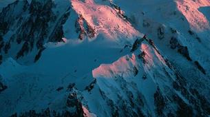 Helicoptère-Les Arcs, Paradiski-Vol en Hélicoptère au-dessus du Mont Blanc, Les Arcs-4