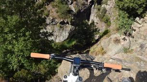 Vélo de Descente-Porto Vecchio-Randonnée VTT Montagne à Porto Vecchio-3