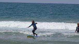 Surfing-Sines-Surf lesson and course on Praia Da Vieirinha near Sines-5