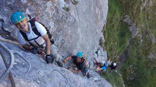 Via Ferrata-Picos de Europa National Park-Via ferrata Valdeon in Picos de Europa-1