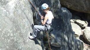 Rock climbing-Fontainebleau-Multi-Aventure dans la forêt de Fontainebleau-9