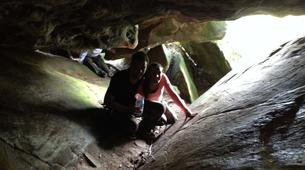 Rock climbing-Fontainebleau-Multi-Aventure dans la forêt de Fontainebleau-2