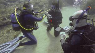 Scuba Diving-Malta-PADI Scuba Diver course in Sliema, Malta-1
