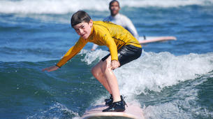 Surf-Costa Adeje, Tenerife-Advanced surfing course in Playa de las Americas, Costa Adeje-1