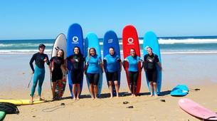 Surf-Seignosse-Cours de surf sur les plages de Seignosse-1