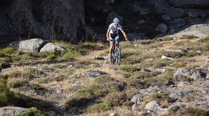 Vélo de Descente-Porto Vecchio-Randonnée VTT Montagne à Porto Vecchio-4