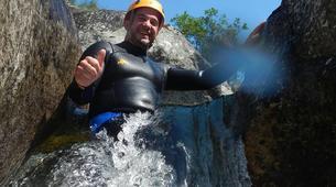 Canyoning-Gorges du Tarn-Canyoning dans les Gorges de la Dourbie, les Cévennes-3