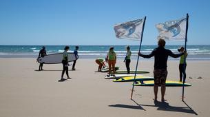 Surfing-Sines-Surf lesson and course on Praia Da Vieirinha near Sines-12