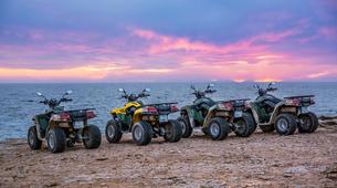 Quad biking-Ibiza-Quad bike or buggy sunset tours in San Antonio, Ibiza-1