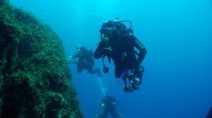 Scuba Diving-Nafplio-Adventure dives for certified divers in Nafplio-1