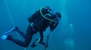 Scuba Diving-Nafplio-Adventure dives for certified divers in Nafplio-3