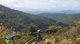 Vélo de Descente-Porto Vecchio-Randonnée VTT Montagne à Porto Vecchio-1