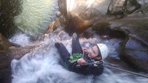 Canyoning-Gorges du Tarn-Canyoning dans les Gorges du Tapoul, les Cévennes-2