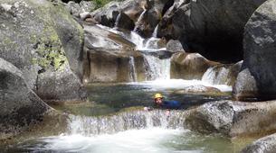 Canyoning-Gorges du Tarn-Canyoning dans les Gorges de la Dourbie, les Cévennes-5
