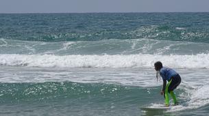 Surfing-Sines-Surf lesson and course on Praia Da Vieirinha near Sines-6