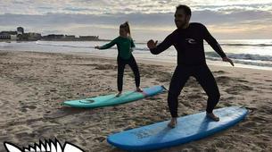 Surfing-Porto-Surf lessons on Matosinhos Beach, Porto-6