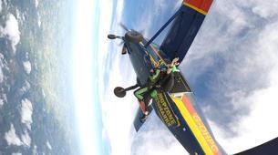 Skydiving-Herning-Tandem skydive in Herning, Denmark-6