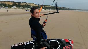 Kitesurfing-Praia do Guincho-Kitesurfing lessons in Praia do Guincho near Lisbon-1