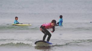 Surfing-Porto-Surf lessons on Matosinhos Beach, Porto-8
