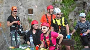 Via Ferrata-Decin-Via ferrata excursion in Bohemian Switzerland National Park, Decin-2
