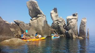 Kayak de mer-Propriano-Randonnée Kayak de Mer dans la Baie de Campomoro près de Propriano-4
