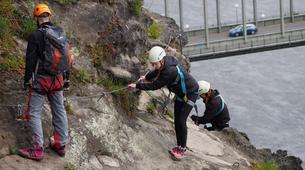 Via Ferrata-Decin-Via ferrata excursion in Bohemian Switzerland National Park, Decin-3