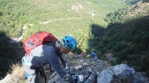 Via Ferrata-Picos de Europa National Park-Via ferrata Valdeon in Picos de Europa-5