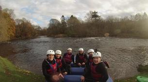 Rafting-Denbighshire-Rafting down the River Dee in Llangollen-6