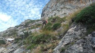 Via Ferrata-Picos de Europa National Park-Via ferrata Valdeon in Picos de Europa-2