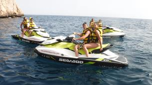 Jet Skiing-Dénia-Jet Ski Tour of Dénia in Alicante-20
