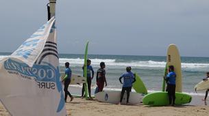 Surfing-Sines-Surf lesson and course on Praia Da Vieirinha near Sines-1