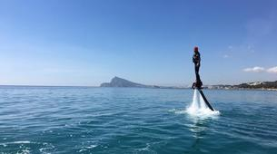 Flyboard / Hoverboard-Benidorm-Flyboard or hoverboard sessions in Altea near Benidorm-2