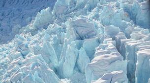 Helicopter tours-Franz Josef Glacier-Mount Cook scenic heli flight with glacier landing-1