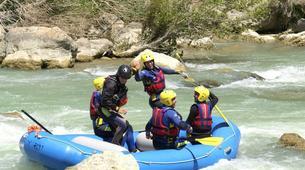 Rafting-Murillo de Gallego-Rafting the Gallego River in Murillo de Gallego-3