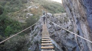 Via Ferrata-Picos de Europa National Park-Via ferrata Valdeon in Picos de Europa-6