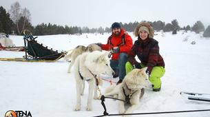 Dog sledding-Province of Huesca-Mushing excursions in Tena Valley, Huesca-4