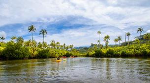 Canoë-kayak-Raiatea-Remontée de la rivière Faaroa en kayak sur l'île de Raiatea-6