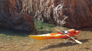 Kayak de mer-Porto Vecchio-Randonnée Kayak de Mer à Pinarello près de Porto Vecchio-6