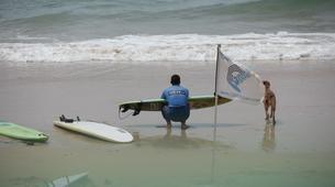 Surfing-Sines-Surf lesson and course on Praia Da Vieirinha near Sines-4